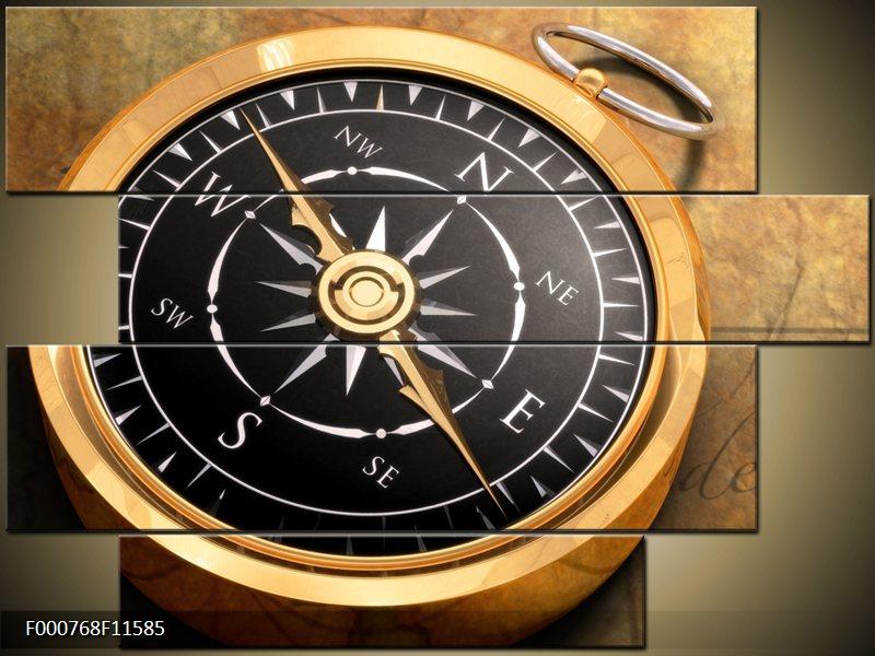 Obraz kompas (F000768F11585)