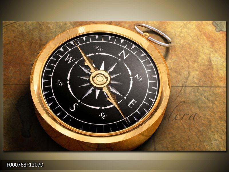 Obraz kompas (F000768F12070)