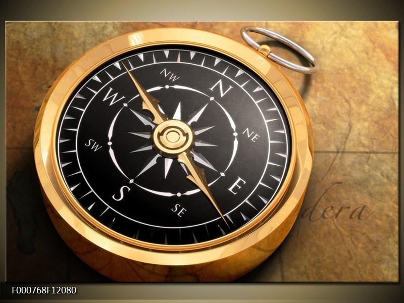 Obraz kompas (F000768F12080)
