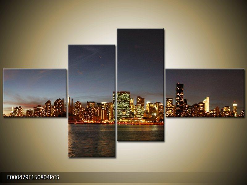 Obraz New York (F000479F150804PCS)