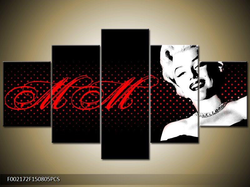 Obraz Marilyn Monroe (F002172F150805PCS)