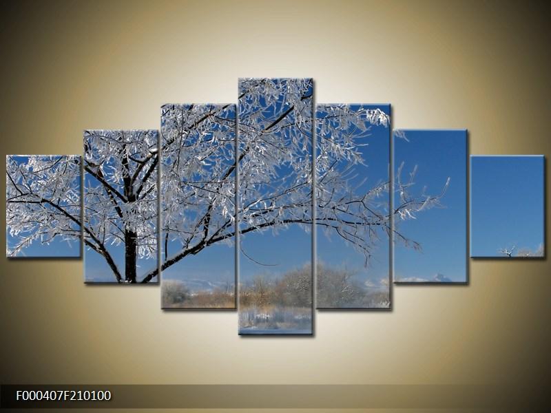 Obraz strom v zimě (F000407F210100)