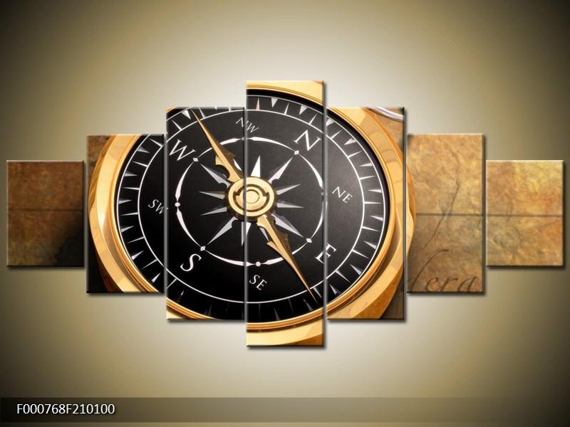 Obraz kompas (F000768F210100)