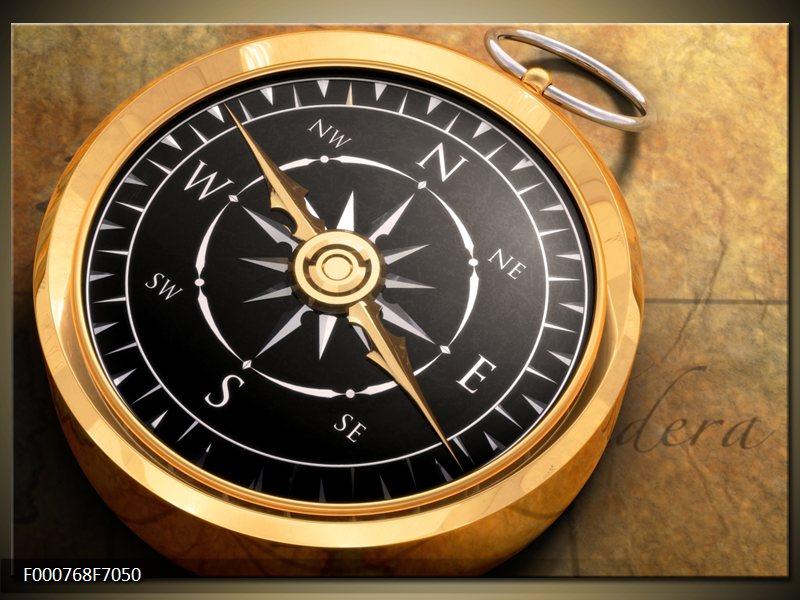 Obraz kompas (F000768F7050)