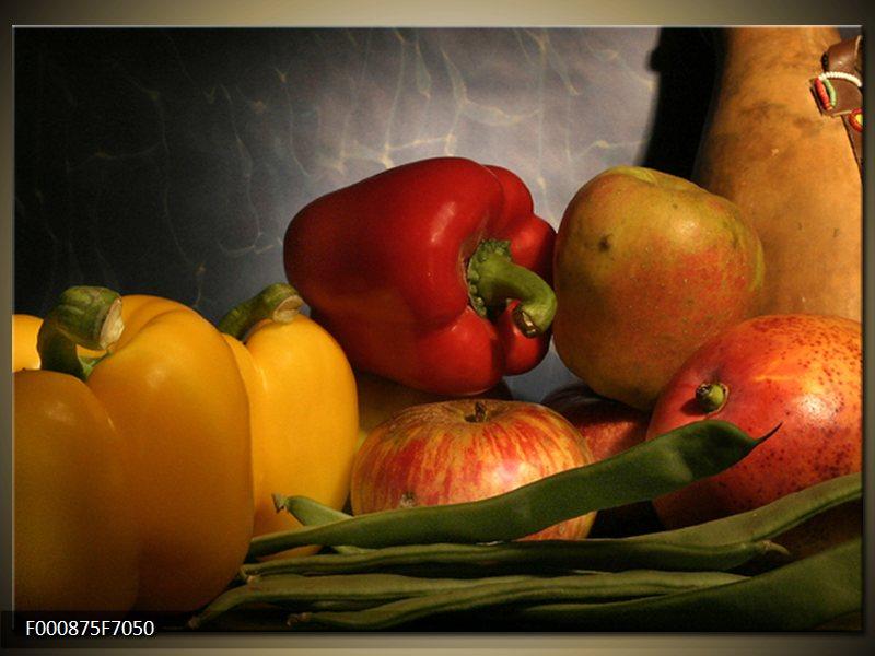 ovoce a zelenina (opravovaný rám)